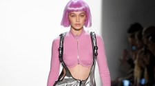 Jeremy Scott Fall Winter 2018 Womenswear at New York Fashion Week