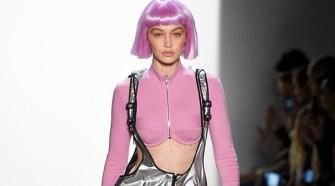 Jeremy Scott Fall Winter 2018 Womenswear at New York Fashion Week