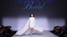 Carmen Marc Valvo & Lotus Threads FW'18 Bridal Showcase During New York Fashion Week Presented by Style Fashion Week
