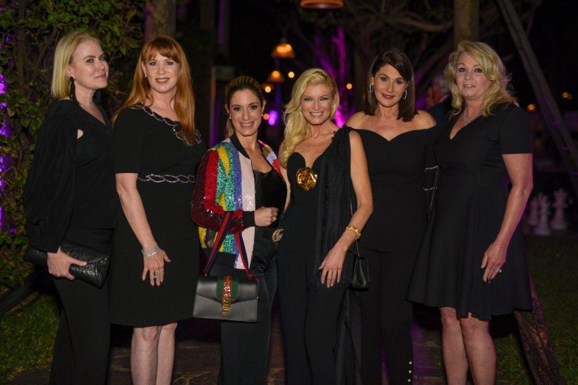 Maria Berguiristain, Pearl Baker-Katz, Marisa Toccin Lucas, Leslie Brown, Jennifer Valoppi & Toni Roslund
