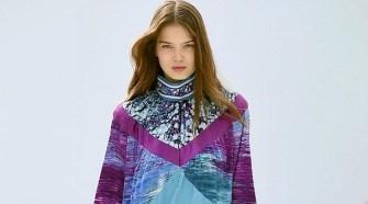 Léonard Fall Winter 2018 Womenswear