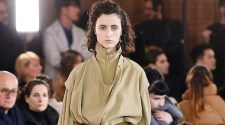 Paris Fashion Week - Lemaire Runway Show Fall Winter 2018 Womenswear