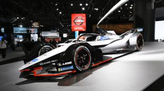 NEW YORK INTERNATIONAL AUTO SHOW 2018