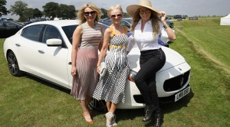 Maserati Royal Charity Polo Trophy: the UK leg of the Maserati International Polo Tour in collaboration with La Martina