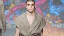 Edward Crutchley Spring Summer 2019 Menswear