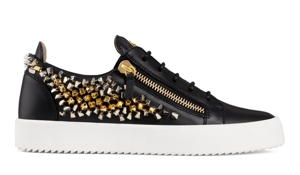 GIUSEPPE ZANOTTI PRESS KIT MENS SS 2019 COLLECTION