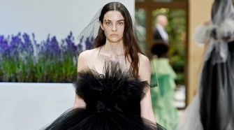 Giambattista Valli Fall Winter 2018 Couture