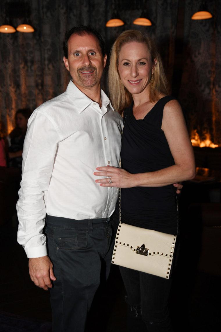 Jon Cross & Jen Karetnick