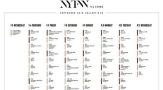 NYFW-Sept2018-Schedule