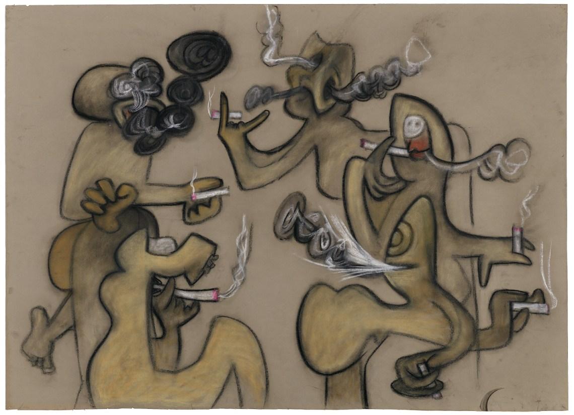 Matta, Untitled, 1970