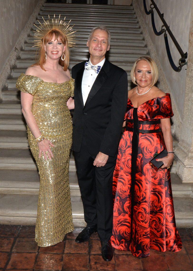 Pearl Baker Katz, Joel Hoffman, Silvia Trinidad_MH