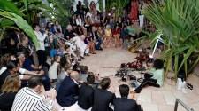 A Look at Last Night's Inaugural Faena Festival