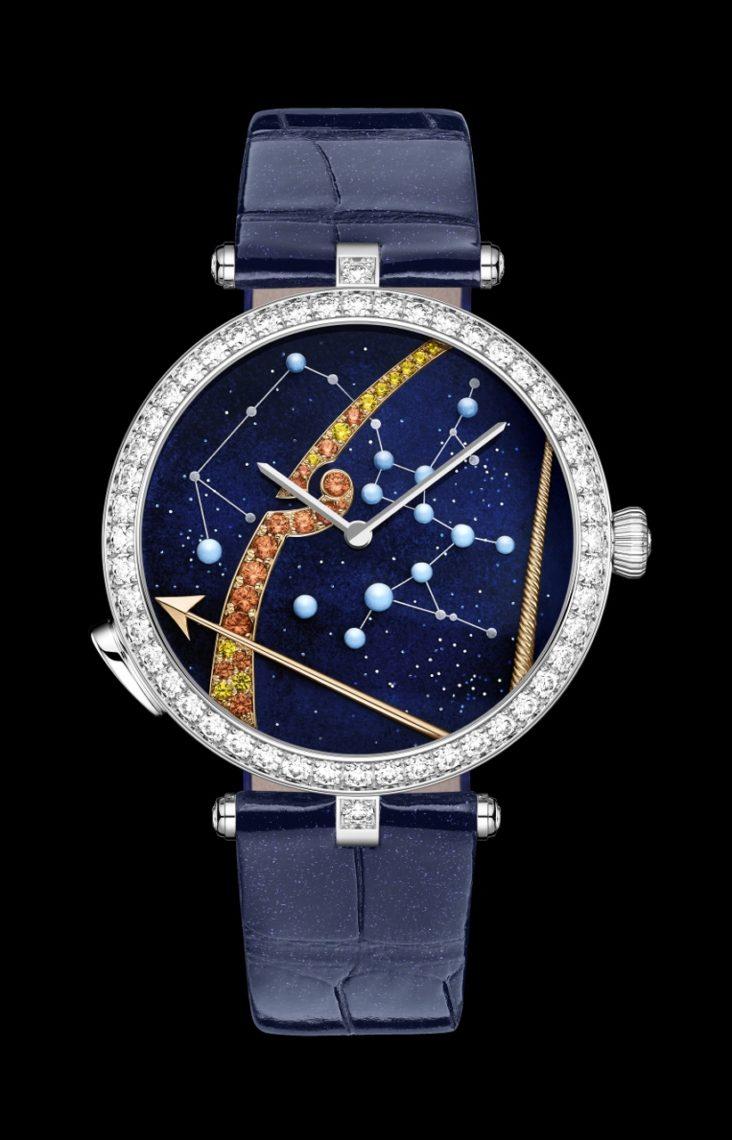 Lady Arpels Zodiac Lumineux Sagittarius