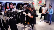 Y-3 celebrates the launch of the Yohji Graphic Capsule Collection in Miami Beach