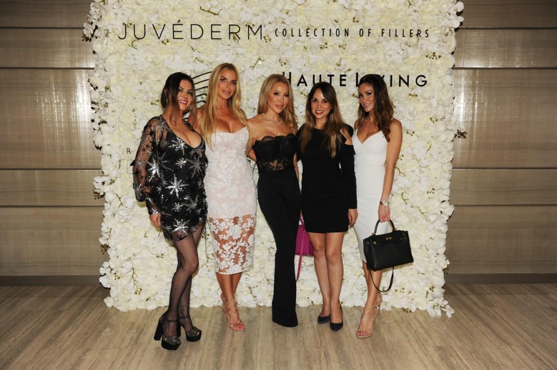 Adriana de Moura, Alexia Echevarria, Lisa Hotchstein, & Farah Abassi
