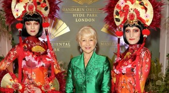 Mandarin Oriental Hyde Park London Fantastic Reopening Party