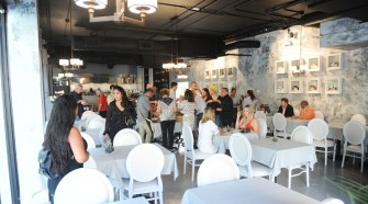 Opening Reception of Via Emilia Garden in Midtown Miami