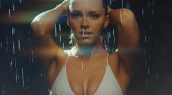 "Camille Kostek Stars in ""So Close"" by NOTD Music Video"
