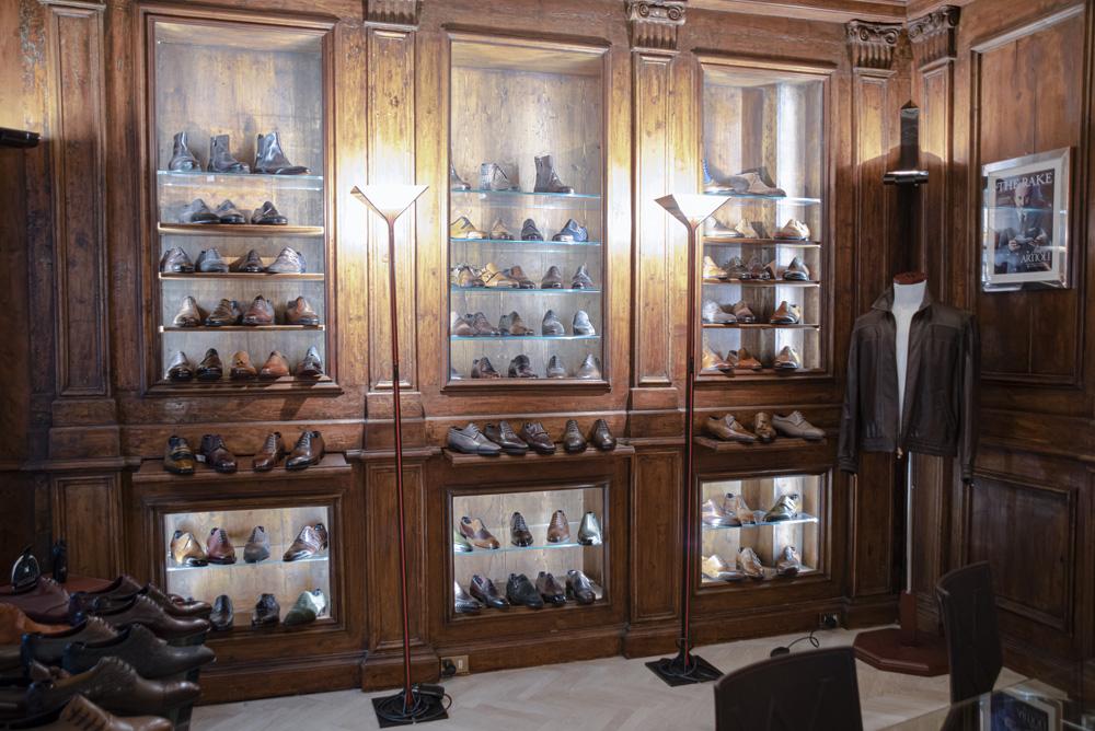 Artioli Showroom