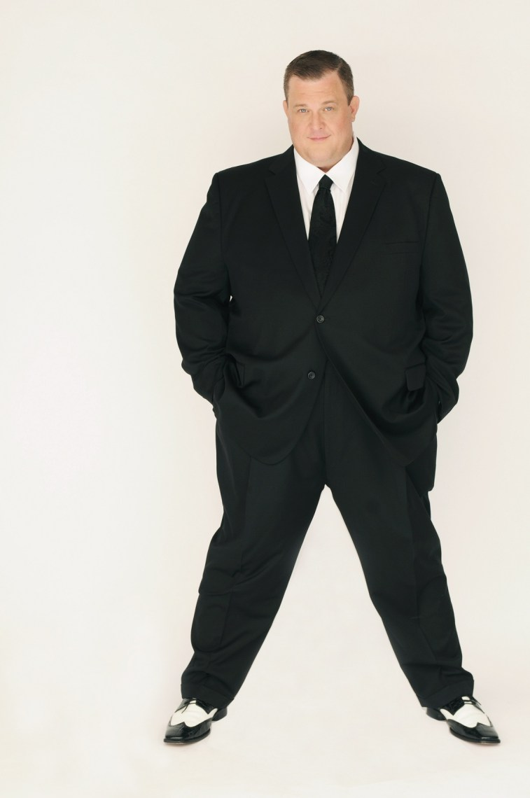 THE 14th ANNUAL BOCA RATON CONCOURS D'ELEGANCE - Billy Gardell