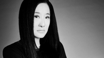 "Vera Wang in Conversation at ""The Atelier with Alina Cho"" on October 21"
