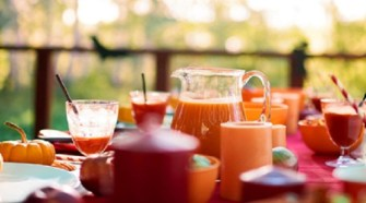 Autumnal Haven: 7 Tips for Hosting an Outdoor Fall Party