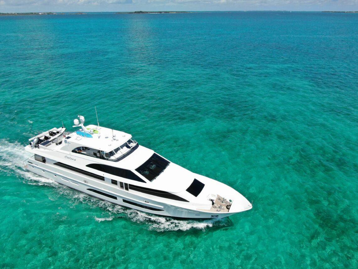 Hargrave Custom Yachts G120