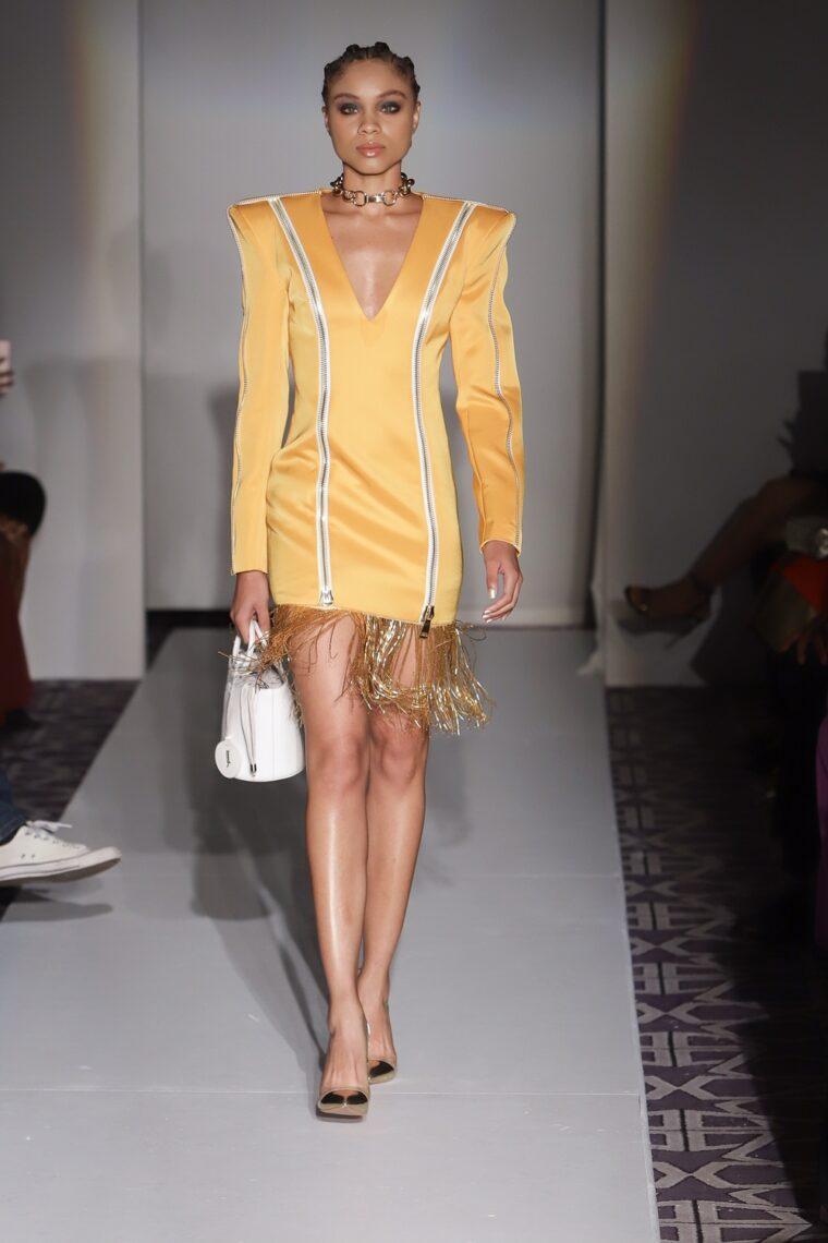 Jovana Louis Spring Summer 2020