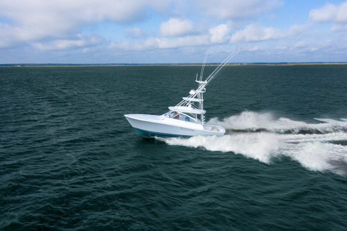 Viking Yachts 38 Open Billfish
