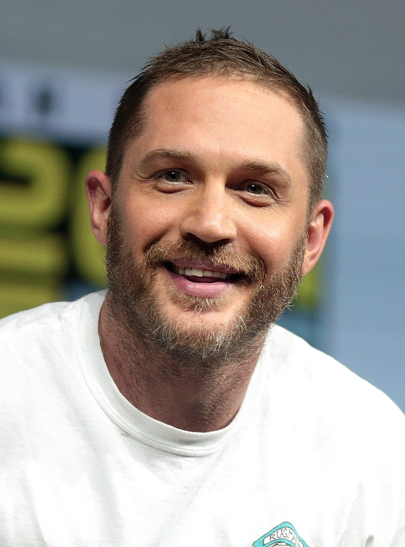 800px Tom Hardy by Gage Skidmore