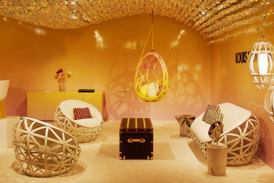 Louis Vuitton presents Louis Vuitton Objets Nomade 2