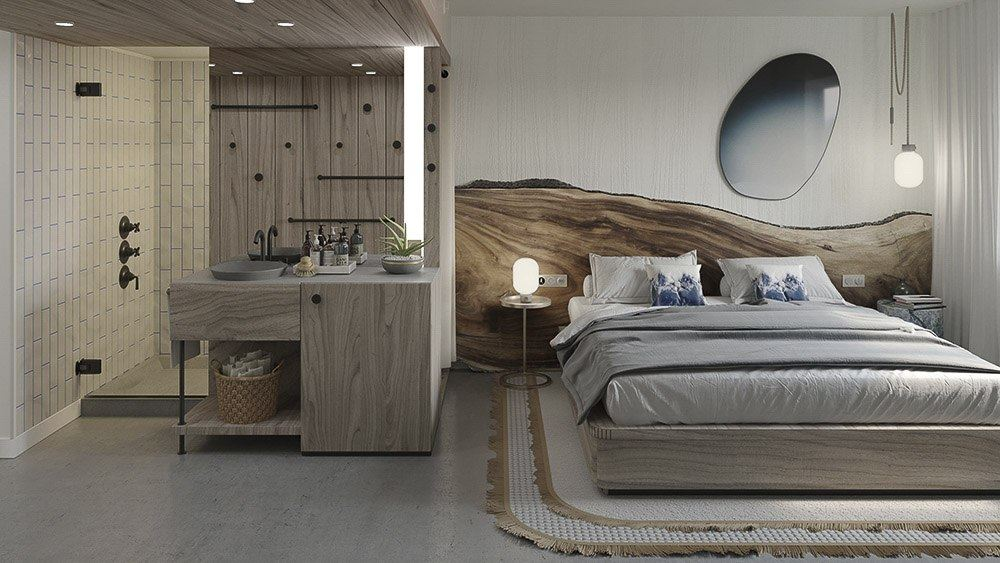 Room at Greystone
