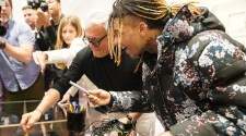 GIUSEPPE ZANOTTI AND SWAE LEE KICK OFF GAME DAY WEEKEND WITH COLLABORATION DROP