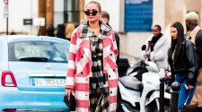 Paris Fashion Week Street Style Photos by NICK LEUZE