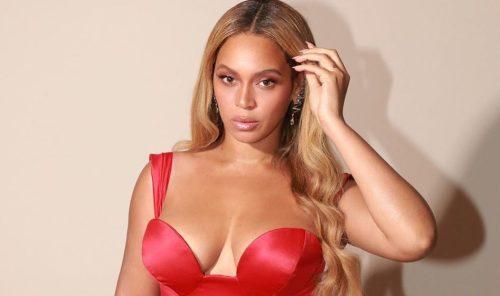 Beyoncé Sexiest Photo 2020 Photo Credit: @beyonceInstagram