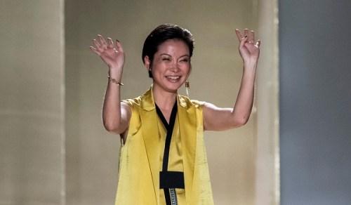 Designer Hui Zhou Zhao to support Milan during Covid19