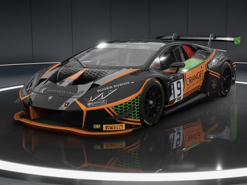 Lamborghini Huracan GT3 Evo - Assetto Corsa Competizione 4