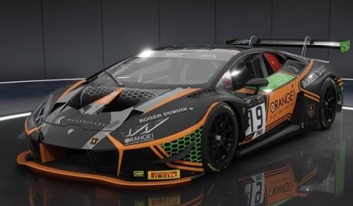 Three Lamborghini Factory Drivers confirmed for SRO E-Sport GT Series attack