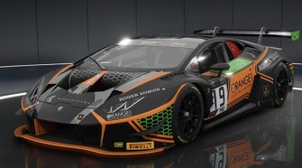 Three Lamborghini Factory Drivers confirmed for SRO E-Sport GT Series attack