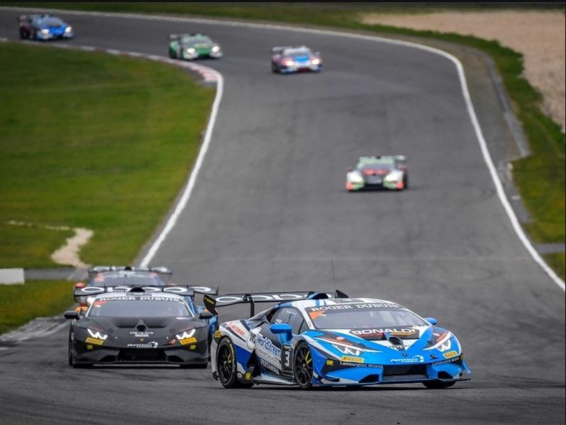 Lamborghini Super Trofeo Europe 2