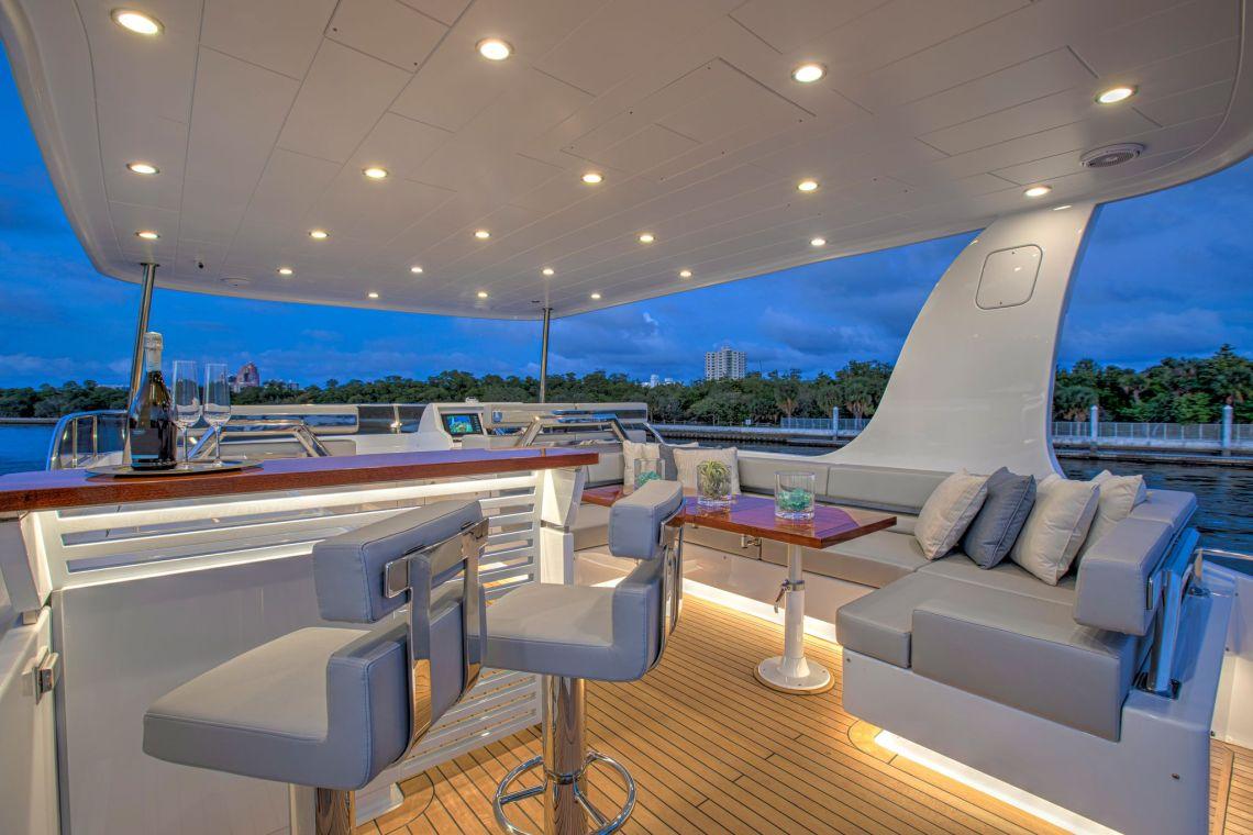Vicem Cruiser 67 in Fort Lauderdale, FL - Exteriors