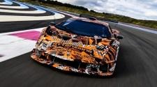 Lamborghini SCV12: Squadra Corse hypercar ready to hit the track