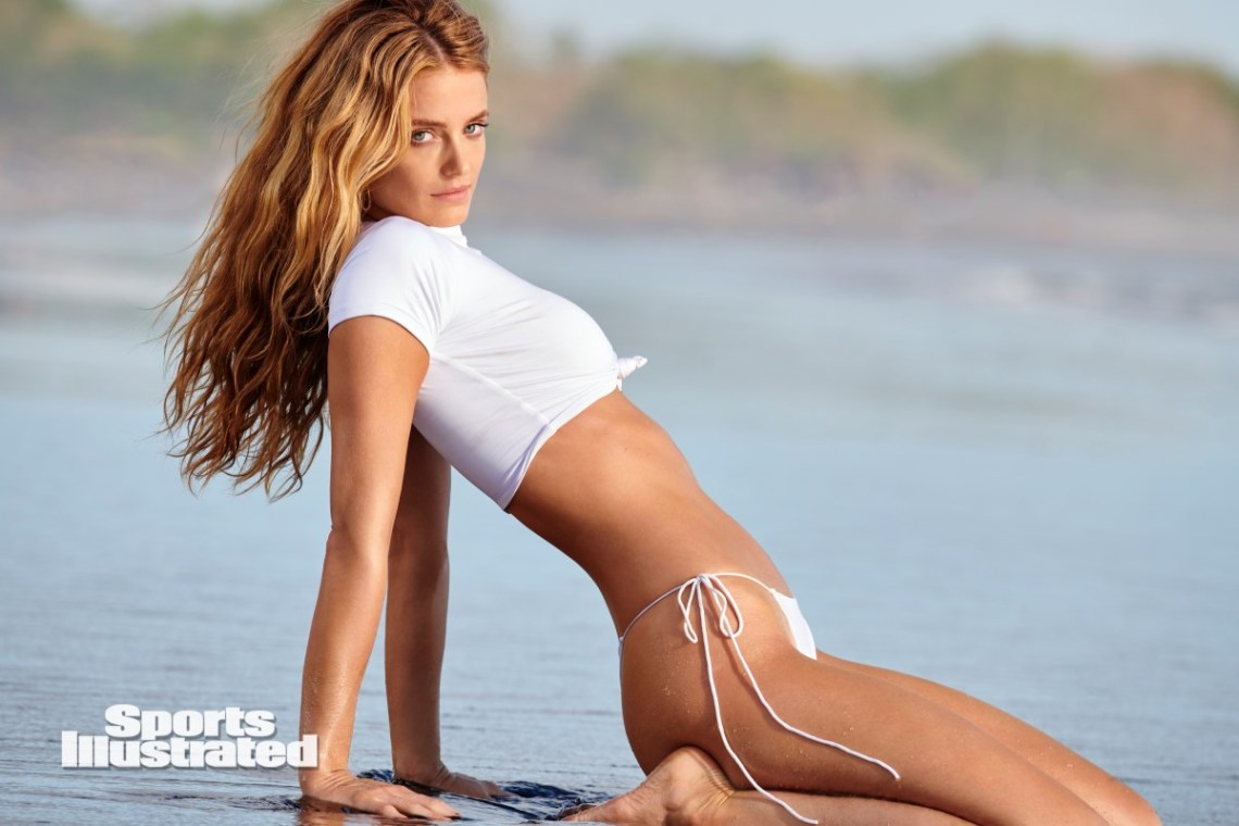 Kate Bock - Sports Illustrated Swimsuit 2020 - New York Style Guide