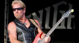 Rockstar Brad Gillis of Night Ranger Reinvents Himself With TV Broadcasting and His Much Anticipated Solo Album