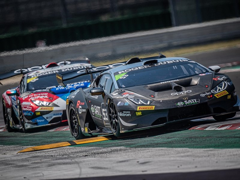 Lamborghini Super Trofeo Europe-Target Racing