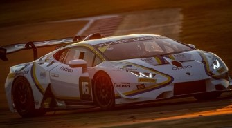 Lamborghini Super Trofeo Europe: Pavlovic and Guzman shine under the lights with Misano Race 1 victory