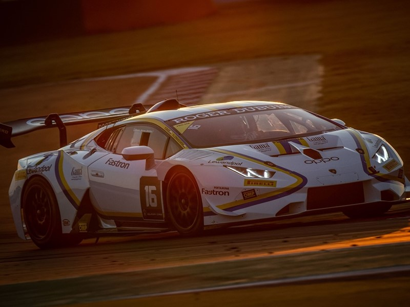 Lamborghini Supertrofeo Europe-VS Racing