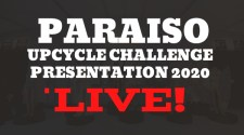 Paraiso Upcycle Challenge Presentation 2020 - Live!