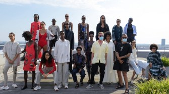 Soulland Spring Summer Collection at Copenhagen Fashion Week 2021