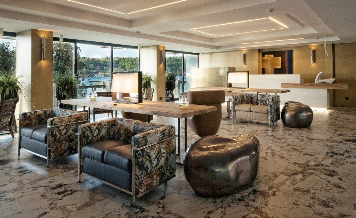 Hotel Salò du Parc Restyling Project
